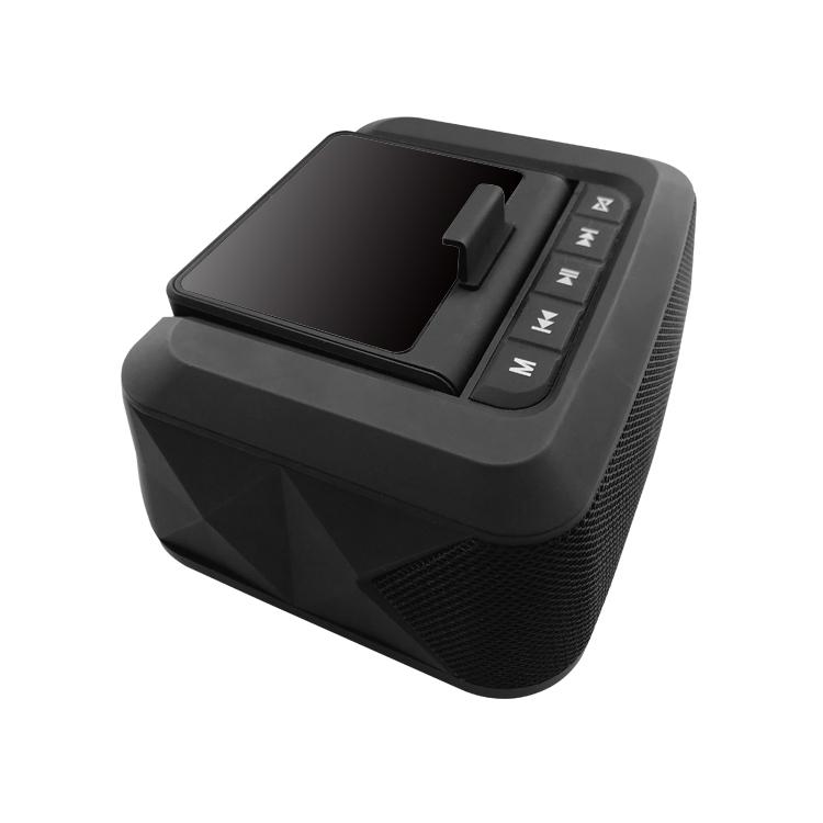 Wireless charging bluetooth speaker 1500mAh battery