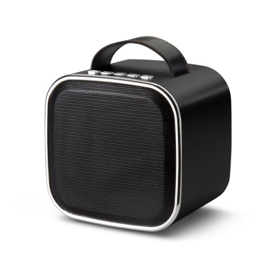 Portable bluetooth speaker 8W with rope 1200mAh