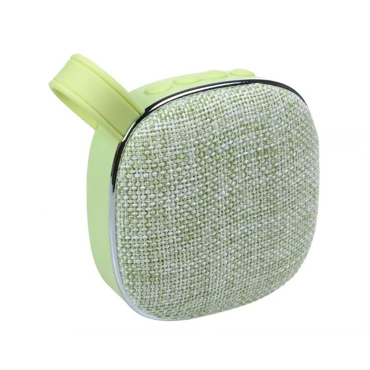 Bluetooth speaker with fabric-promotional gifts