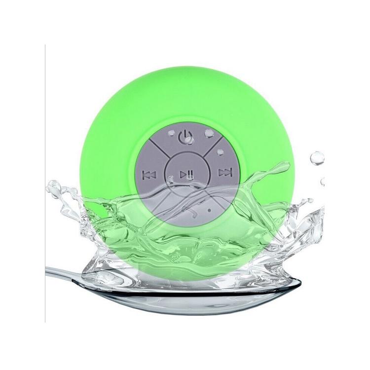 Bluetooth speaker with sucker, 300mAh waterproof