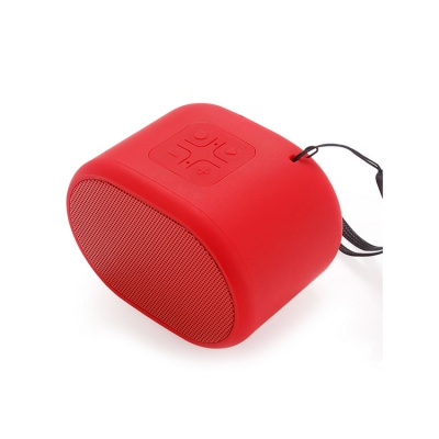 Portable bluetooth speaker with rope-promotional gifts