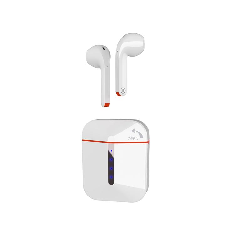 Wireless earphone bluetooth TWS earbuds new design