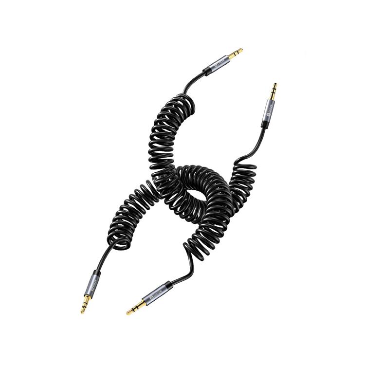 Spring Aux Cable 28cm C-AUX03