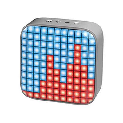 BT004 Classic Square Shape Lighting Bluetooth Speaker