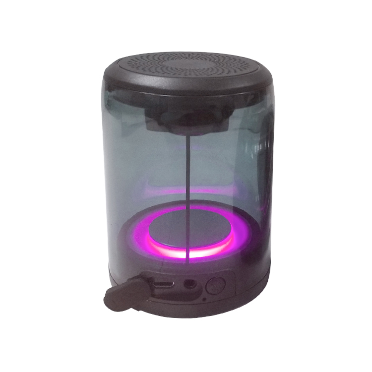 BT027 Magnetic suction glass Bluetooth Speaker