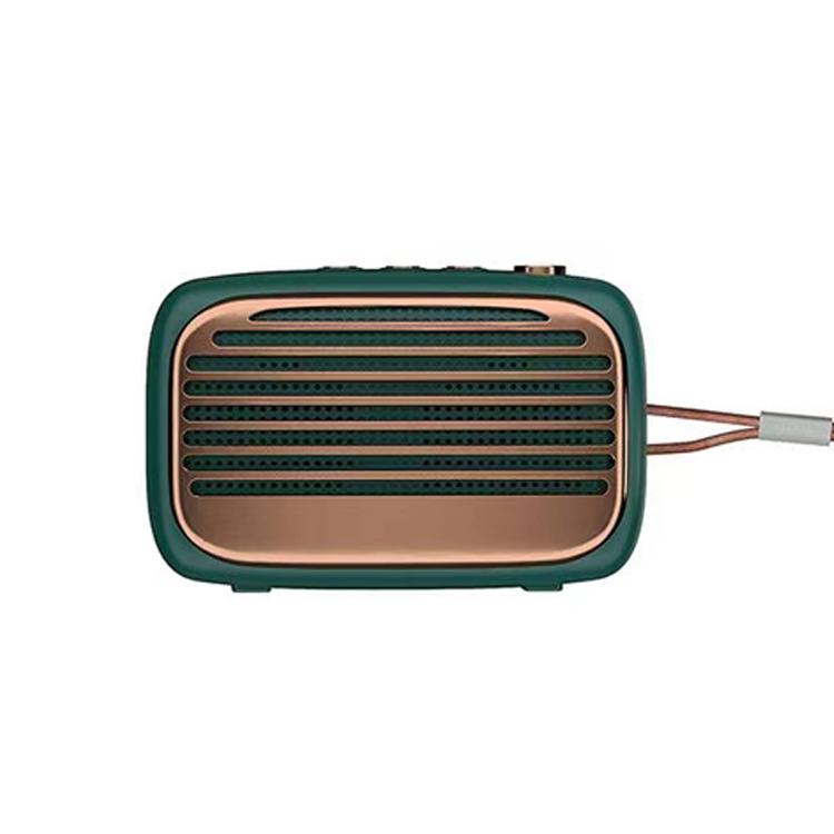 BT024 Retro-style Antenna Bluetooth Speaker