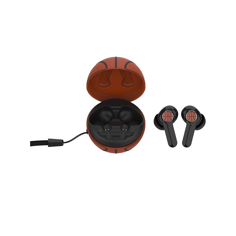 C-TWS060 TWS earbuds football shape