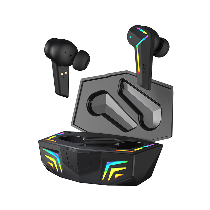 C-TWS068 TWS earbuds with breathing lights