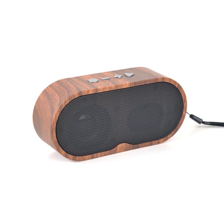 BT018 Wooden Bluetooth Speaker