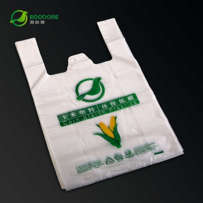 淀粉基塑料购物袋