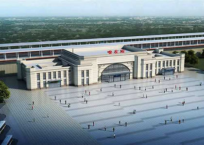 Chifeng to Beijing-Shenzhen High-speed Railway Kaz