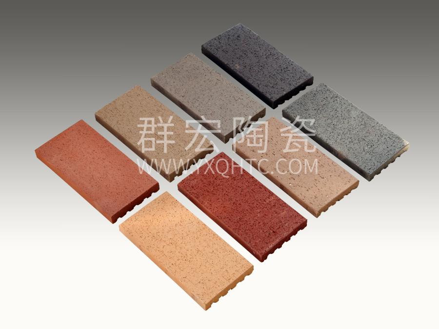 烧结砖、广场砖230×115×20,230×115×25