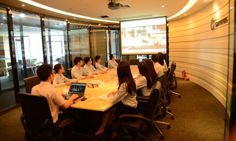 尚雷仕·办公室会议室