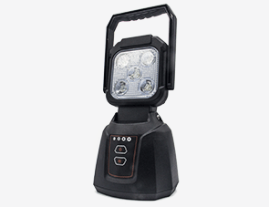 Outdoor 15W Portable LED Working Light With Battery