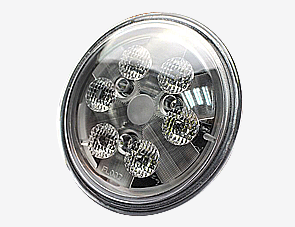 LED Agriculture Machine Light 18W LED Tractor Work Light