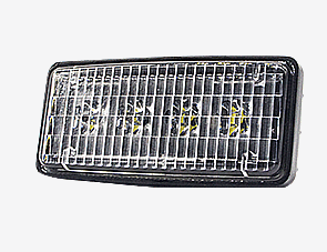 Flood Beam 20W LED Agricultural Machine Light For Auto Parts