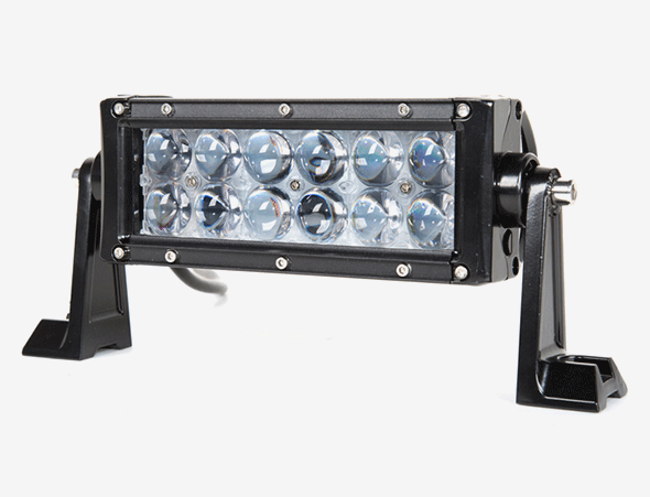 30W-240W Double Row LED Light Bar For Offroad