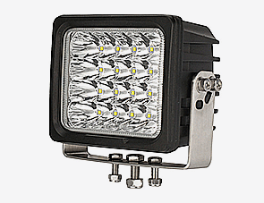 100W Square LED Work Light For Heavy Duty