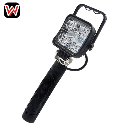 15W Rechargeable LED Work Light With Handle