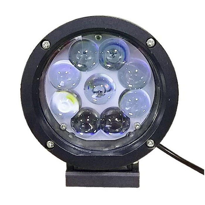 45W Led Forklift light blue spot Light Forklift warning light