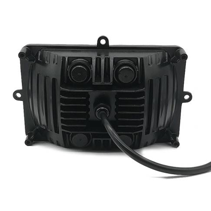 Machine tractor agricultural 4x6 60w LED work light tractor forklift mounting auxiliary light