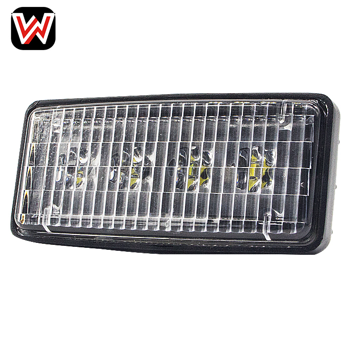 Agricultural Heavy duty High low beam tractor led headlight truck vincles