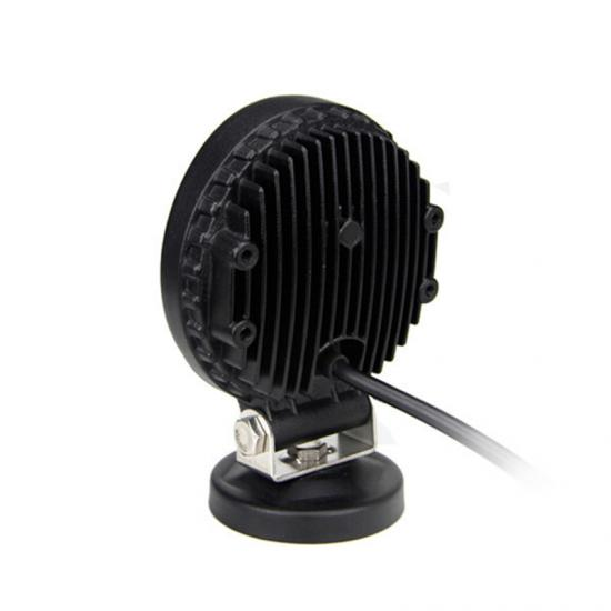 ROUND 18W led working light LED head lamp for car driving military