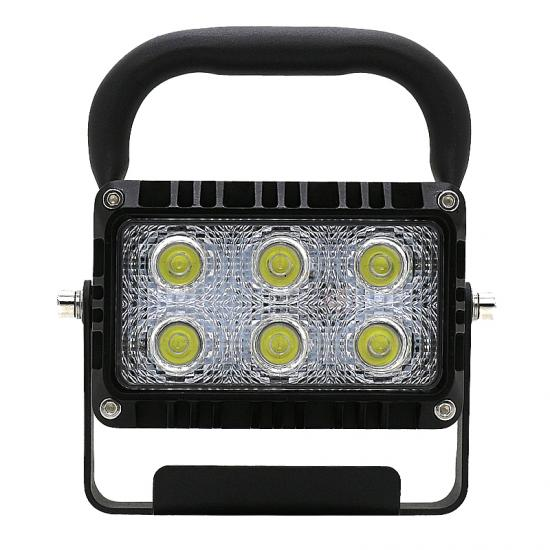handle   SUV Spot Flood Lamp  Truck 18W Led Work Light