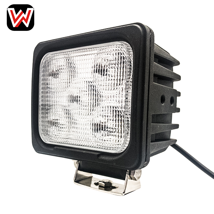 50W led work lamp for agricultural, machine, heavy duty, boat,marine