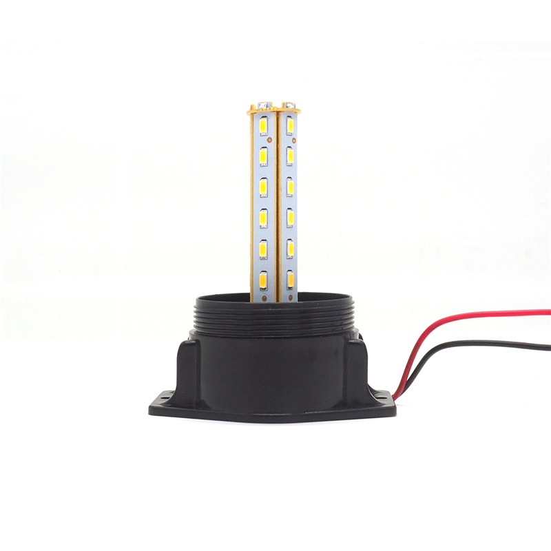 Classic design independent lamp holder,LED beacon warning Lamp