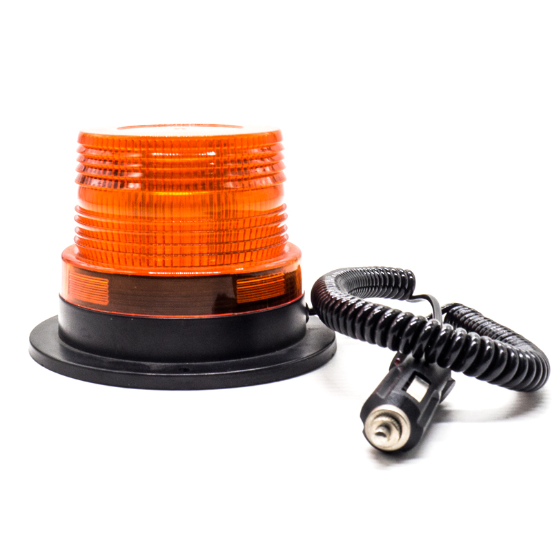 Round LED beacon warning Lamp