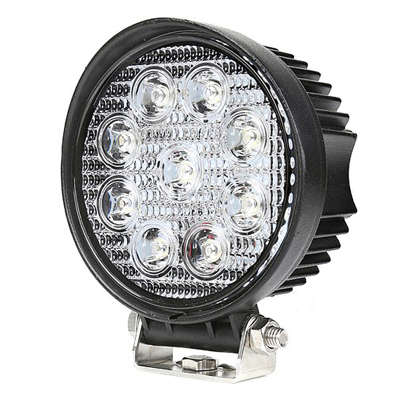 High Bright 27W LED WORKING LIGHT for Truck