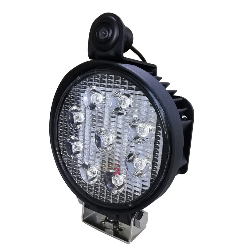 Forklift, Agriculture, Tractor shovel Working Lamp LED Rear view Camera IP68 waterproof