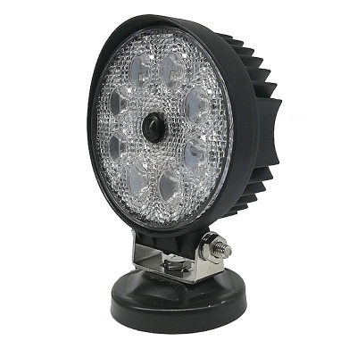 27W Led Work Light with Camera Off road truck boat tractor headlamp