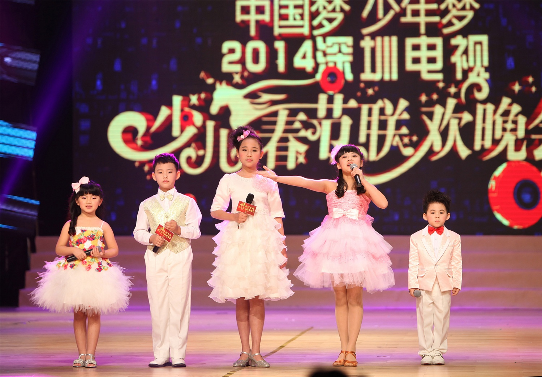 2014(中国梦 少年梦)少儿电视春晚