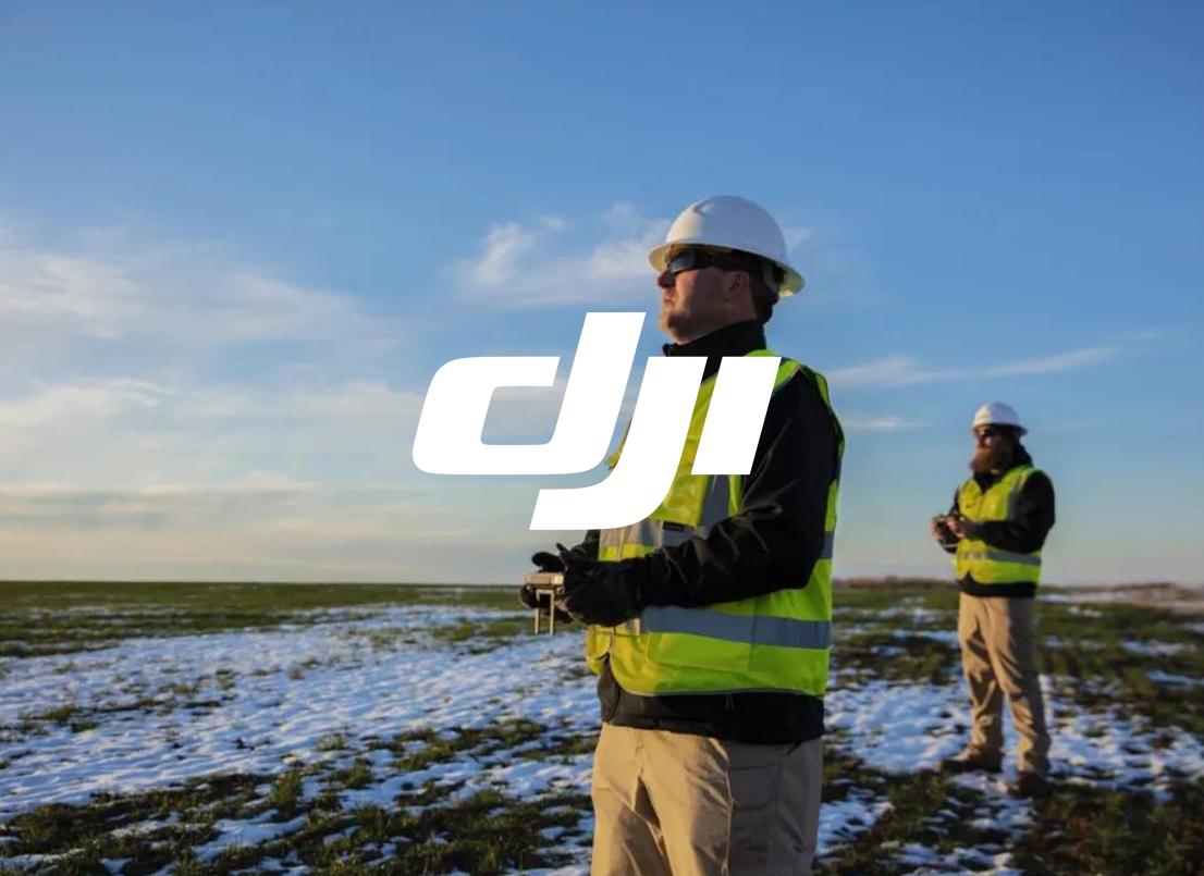 DJI大疆行业应用|冬天的第一份飞行指南...