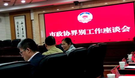 《永州市政协界别工作座谈会召开》