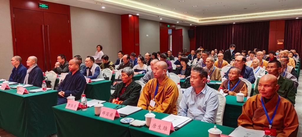 东安县成立佛教协会