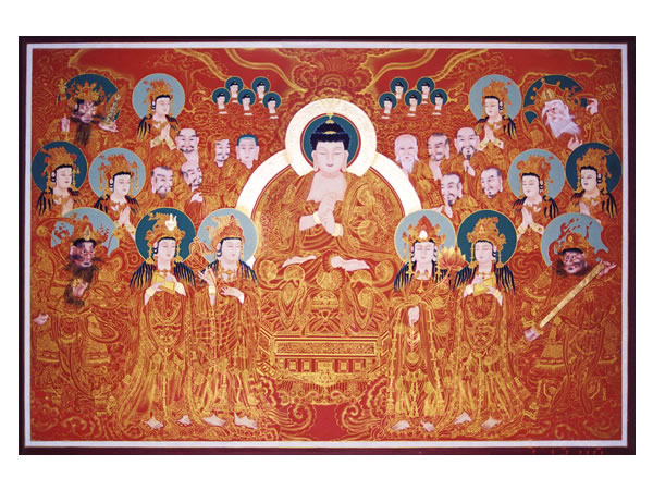 11诸佛菩萨像