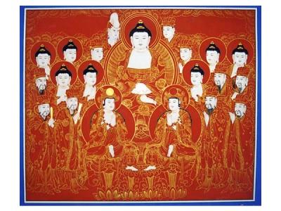 10诸佛菩萨像