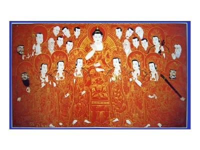 9诸佛菩萨像