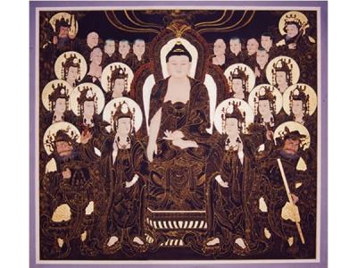 8诸佛菩萨像
