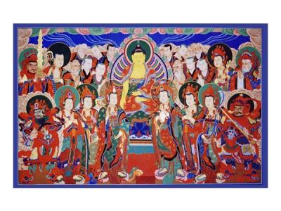 6诸佛菩萨像