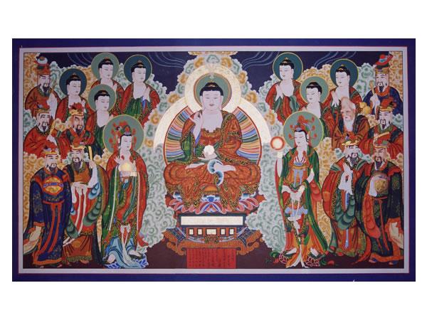 4诸佛菩萨像