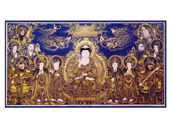 3诸佛菩萨像