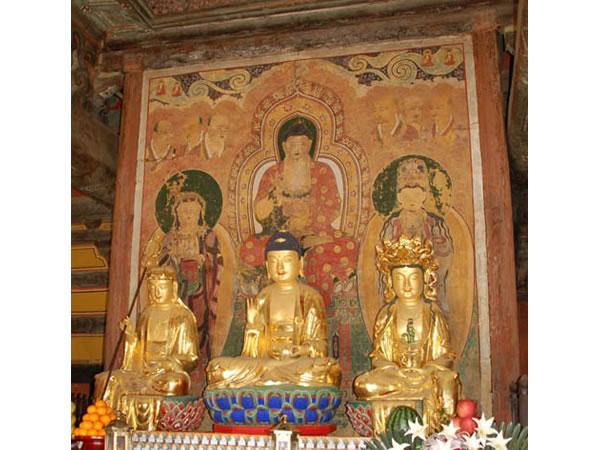 66西方三圣像