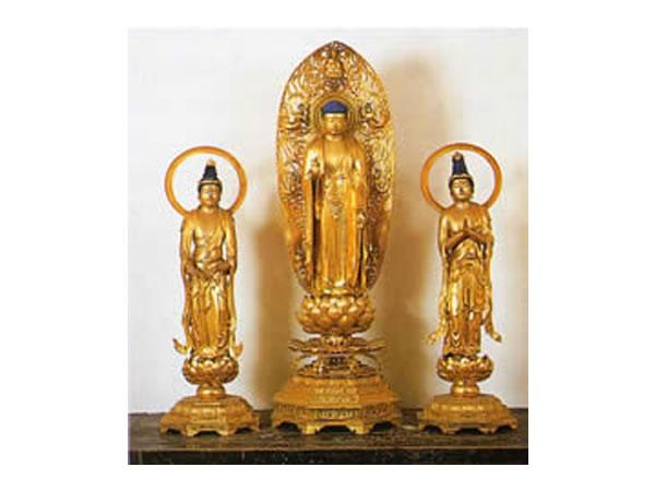 57西方三圣像