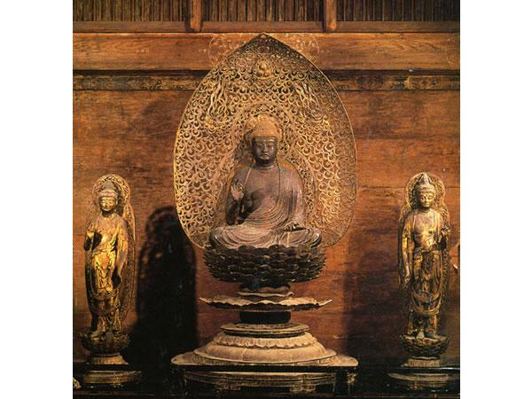 24西方三圣像