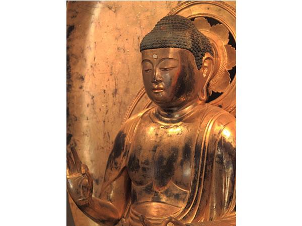 136阿弥陀佛像