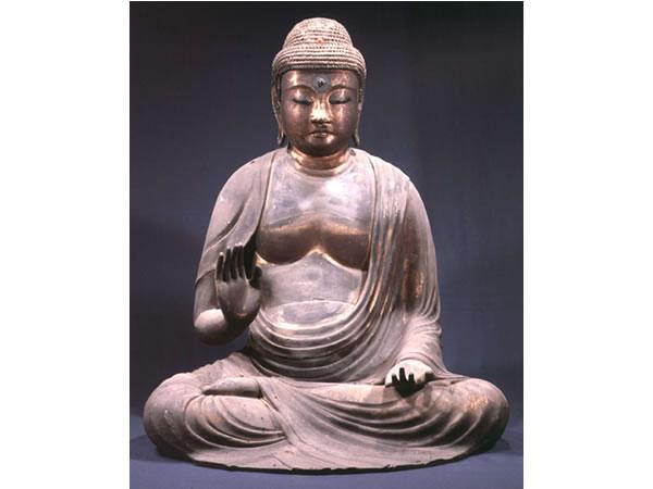 134阿弥陀佛像